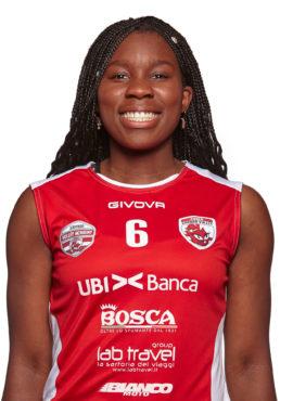Melissa Sylvia Andeng Okomo